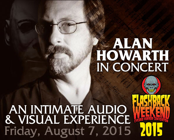 Alan Howarth In Concert