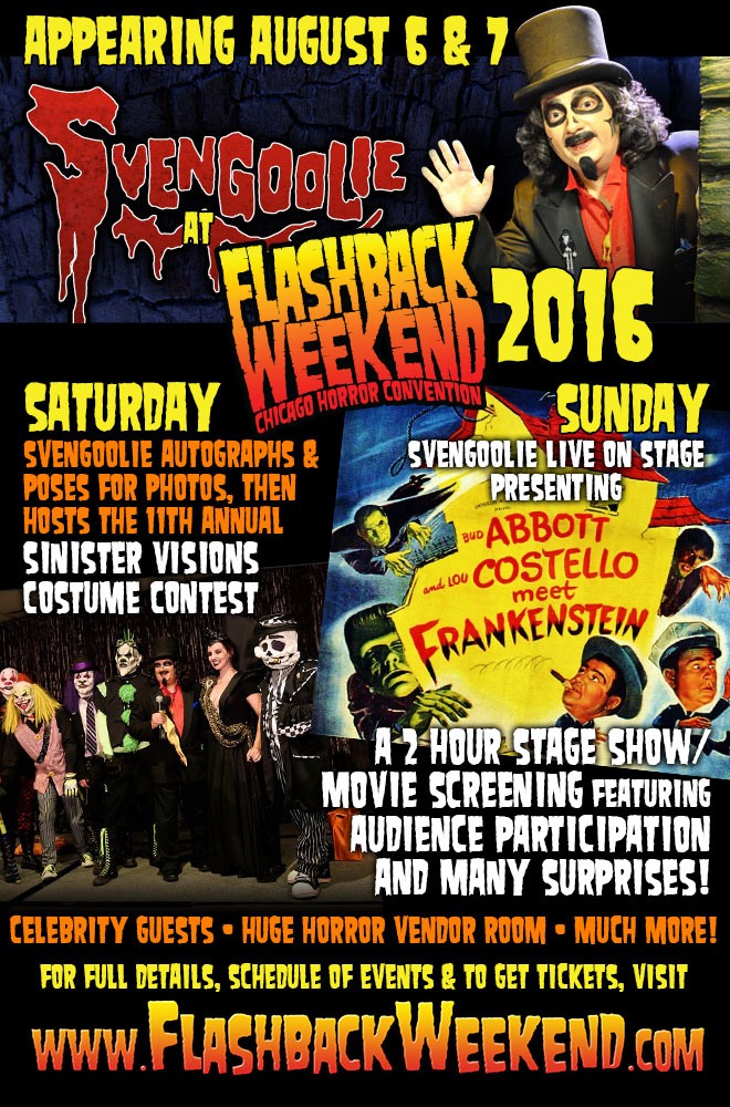 Schedule, Events & Contests : Flashback Weekend Chicago ...